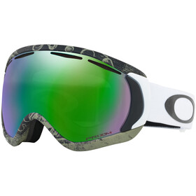 Oakley Canopy Goggles green/colourful